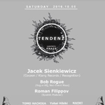 Photo: 2016.10.8(SAT) 22:00- Tendenz -Supported by Phaze- @ R Lounge
